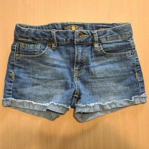 Lucky Brand Bottoms - Lucky Brand Riley shorts
